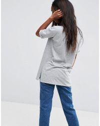 ASOS - Multicolor Asos Ultimate Easy Boyfriend T-shirt 3 Pack - Lyst