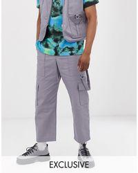 Pantalon fonctionnel The Ragged Priest pour homme en coloris Gray