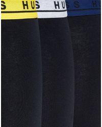 BOSS - Black By Hugo Trunks 3 Pack In Longer Length for Men - Lyst