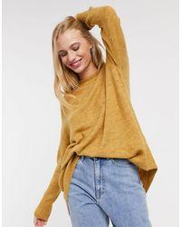 ONLY Multicolor – Mirna – Langärmliger Pullover