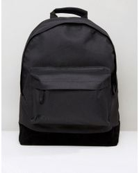 Mi-Pac - Classic Backpack In Black for Men - Lyst