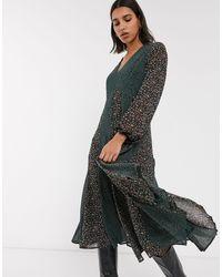 Y.A.S Multicolor Midi Dress