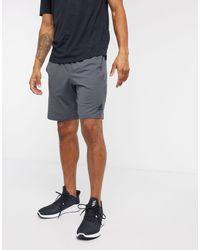 Adidas Training - Pantaloncini grigi di Adidas Originals in Gray da Uomo