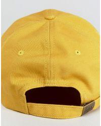 Casquette de baseball Hype pour homme en coloris Yellow