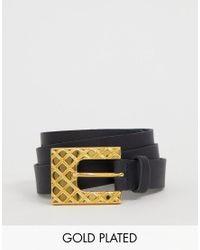 Retro Luxe - Cintura di Retro Luxe London in Black