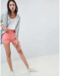 Short ASOS en coloris Pink