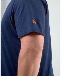 KTZ   Blue Plus Nfl Denver Broncos T-shirt In Navy for Men   Lyst