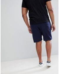 D-Struct Blue Plus Basic Jersey Shorts for men