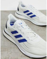 Adidas Running - Supernova - Baskets Adidas Originals pour homme en coloris White