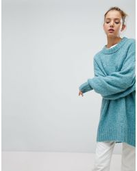 Maglione oversize di Weekday in Green