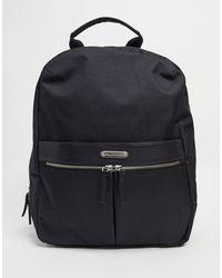 Нейлоновый Рюкзак С Отделкой Bjorn-черный Цвет Bolongaro Trevor для него, цвет: Black