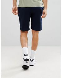 New Look | Blue Jersey Shorts In Navy for Men | Lyst