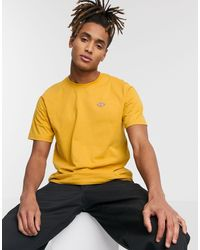 Stockdale - T-shirt gialla di Dickies in Yellow da Uomo