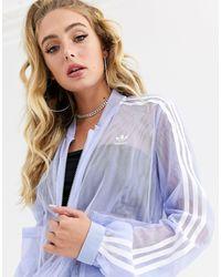 Veste Adidas Originals en coloris Blue