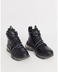 Miss Sixty Black – Sneaker zum Wandern