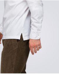 Aspesi - White Jersey Poloshirt Moday03 for Men - Lyst