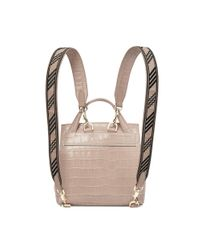 Aspinal - Multicolor Soho Backpack With Deco Embroidered Straps - Lyst