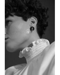 Sorelle - Metallic Silver Gaia Earrings - Lyst