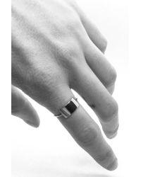 Kristen Elspeth - Metallic 14k Gold Shield Ring - Lyst