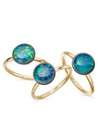 Astley Clarke - Multicolor Opal Uranus Ring - Lyst