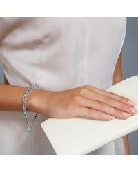 Astley Clarke | Blue Turquoise Biography Bracelet | Lyst