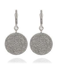 Astley Clarke | Metallic Large Icon Earrings | Lyst
