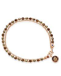 Astley Clarke | Multicolor Smoky Quartz Biography Bracelet | Lyst