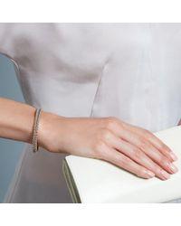 Astley Clarke - Gray Thundercloud Woven Biography Bracelet - Lyst