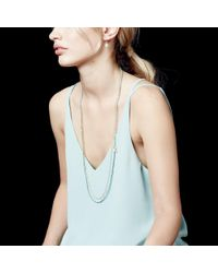 Astley Clarke - Blue Turquoise Moon Biography Necklace - Lyst