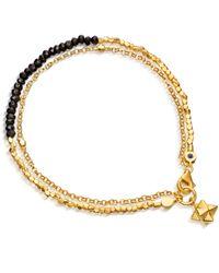 Astley Clarke | Metallic Jean Genie Lapis Bracelet | Lyst