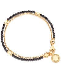 Astley Clarke | Black Onyx Faceted Nugget Biography Bracelet | Lyst