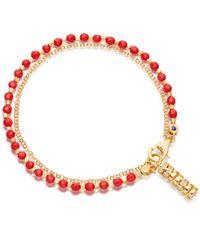 Astley Clarke | Multicolor Sea Bamboo Double Happiness Biography Bracelet | Lyst