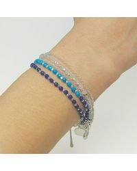 Astley Clarke - Multicolor The Blues Stack - Lyst