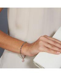 Astley Clarke Metallic Labradorite Cosmos Biography Bracelet