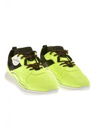 Hogan Yellow Trainers for men