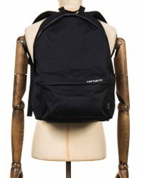 Carhartt Wip Payton Backpack - Black Size: One Size, Colour: Black for men