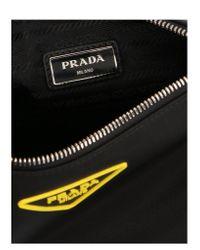 Prada Men's 2vh113074f0c5z Black Shoulder Bag for men