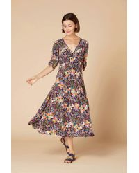 Rene' Derhy Multicolor Cabonegro Dress