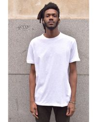 American Vintage - Lamastate White T-shirt for Men - Lyst
