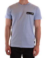 Versace Jeans Blue T-shirt for men