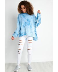Electric and Rose Blue Neil Sweatshirt