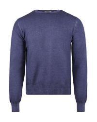 Gran Sasso Sweater Blue 55167/22792/905 for men