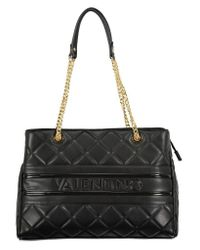 Valentino Black Womens Ada Shopper