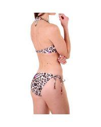 Ted Baker White Swimwear Lyidia Wilderness Bandeau Bikini Top