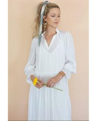 Just Female Ragna Dress - White
