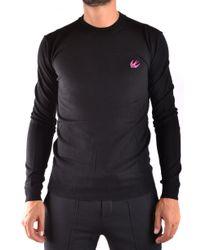 McQ Alexander McQueen Black Sweater for men