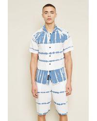 Atterley Multicolor Navarro Shirt - White for men
