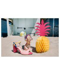 Yull Pink Margate Bikini