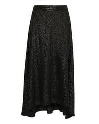 Gestuz Black Tito Skirt