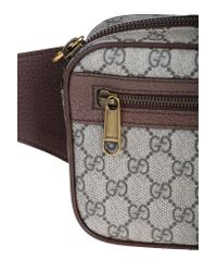 Gucci Brown Pouch for men